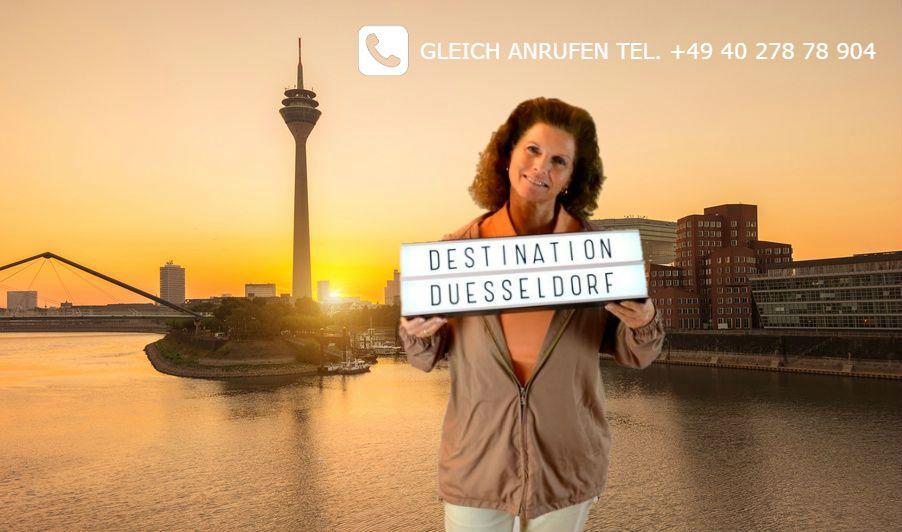 Am Niederrhein liefert ANDERS CONSULTUNG bewährte Relocation Services für Entsendungen nach Düsseldorf oder von dort in die gesamte Welt!