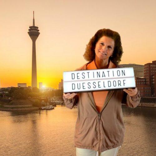 Anja Anders präsentiert Relocation Düsseldorf, z.B. mit Anmeldung, Beantragung Aufenthaltstitel und Wohnungssuche