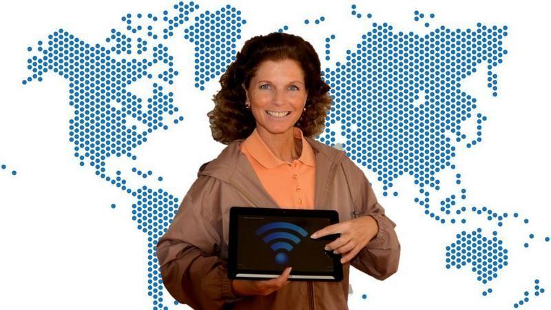 Anders Consulting | Anja Anders verbindet mit der Welt, d.h. sorgt für den Anschluss von Internet, Telefon und Fernsehen