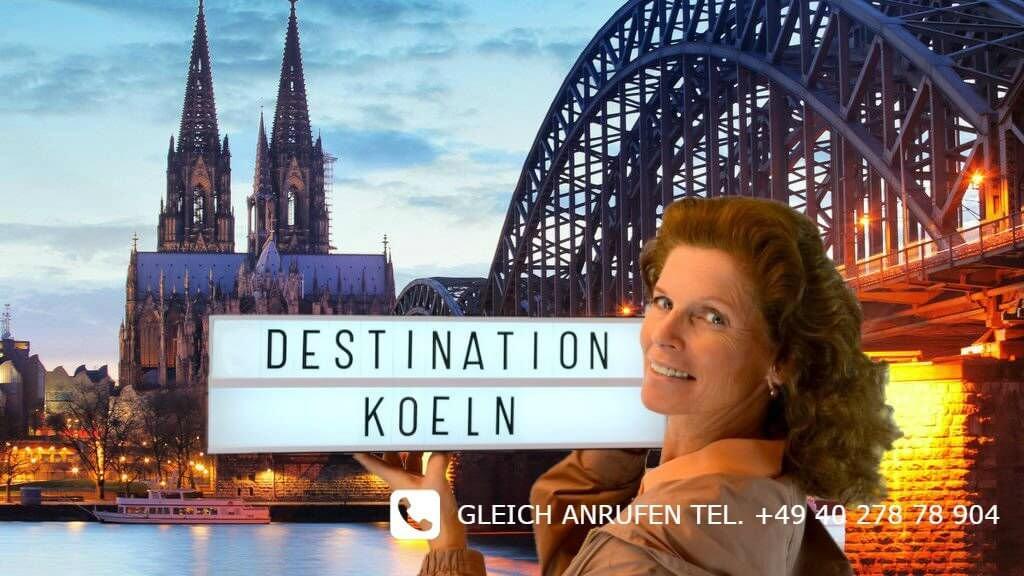 Professionelle Relocation-Services seit über 20 Jahren - profitieren Sie von der Erfahrung und der Innovationskraft von ANDERS CONSULTING Relocation Service Köln