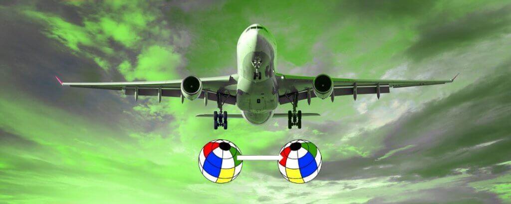 Globale Entsendungen von Deutschland ins Ausland, vom Ausland ins Ausland oder vom Ausland nach Deutschland