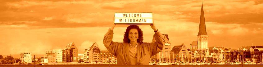 In Rostock sind alle international gebräuchlichen Relocation Services wie z.B. Immigration, Wohnungssuche und Unterstützung beim Einleben verfügbar. Zusätzlich bieten wir Departure Service und Beratung an.