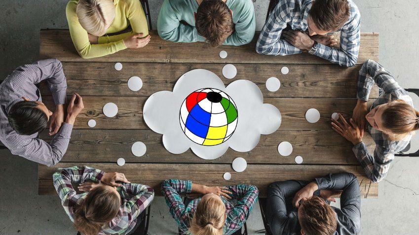 Serviceöeistungen speziell für Unternehmen mit hoher Affinität zu einem hohen Digitalisierungsgrad und Start-ups