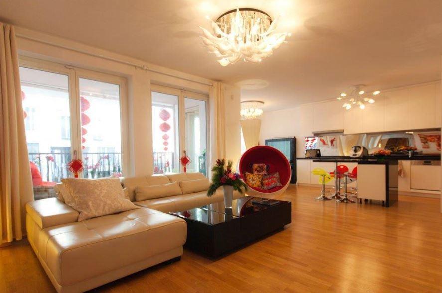 6 zimmer maisonette mit 189 m mit garage in m nchen maxvorstadt. Black Bedroom Furniture Sets. Home Design Ideas