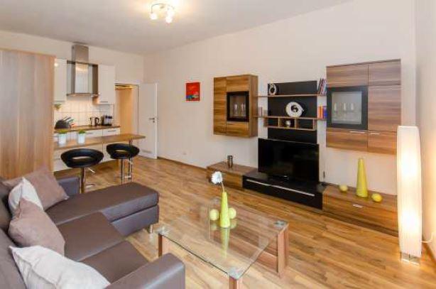 ANDERS CONSULTING Relocation Service Frankfurt präsentiert eine möblierte Wohnung für Expats in Sachsenhausen