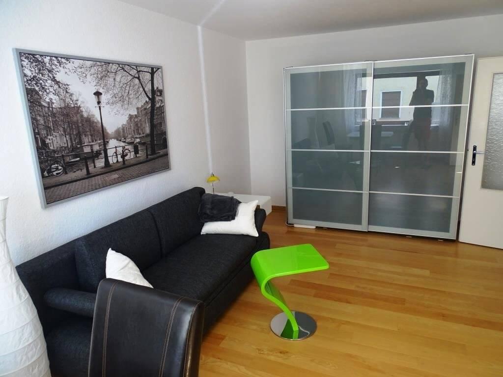 2 zimmer wohnung auf zeit f r expats zu mieten in 60316. Black Bedroom Furniture Sets. Home Design Ideas