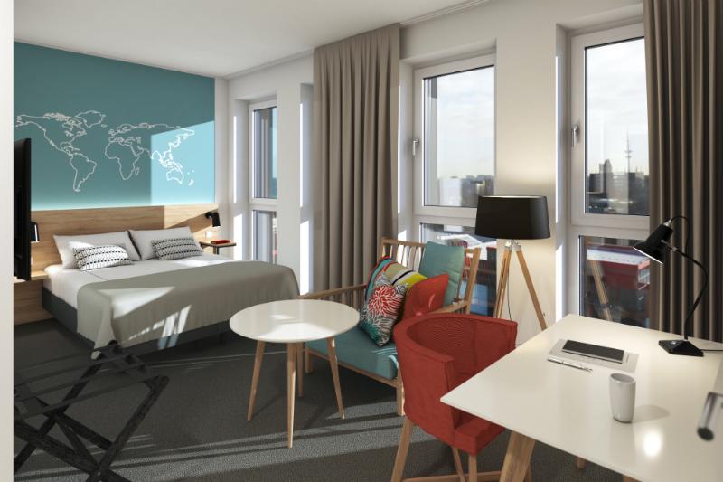 ANDERS CONSULTING Relocation Service Hamburg betreut Sie bei der Suche nach Wohnen auf Zeit im Boardinghouse, einem Serviced Apartment oder einer möblierten Wohnung