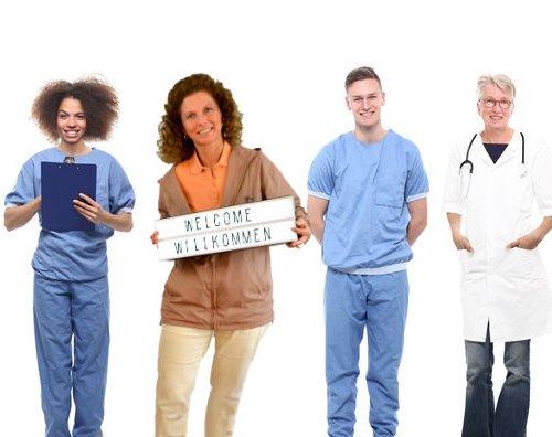 Suchen Sie einen Spezialdienstleister, um Krankenpflegekräfte aus EU- oder Drittstaaten nach Deutschland zu bringen, sind aber mit dem Handling überfordert? Hier ist die Lösung des Problems: ANDERS CONSULTING Relocation Service Deutschland