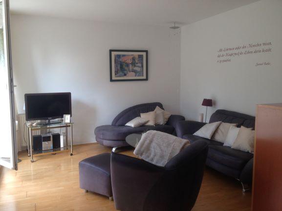 2-Zimmer-Mietwohnung, Wohnung auf Zeit für Expats zu mieten in 60439 Frankfurt am Main