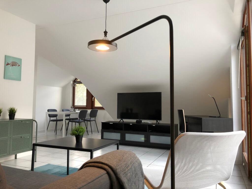 2.5-Zimmer-Mietwohnung, Wohnung auf Zeit für Expats zu mieten in 76532 Baden-Baden/Haueneberstein