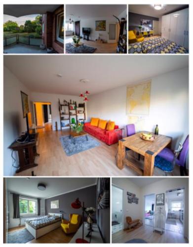 Möblierte 2-Zimmer-Wohnung auf Zeit mit 63 m² für 1500 Euro monatlich kalt. Frei ab sofort. ANDERS CONSULTING Relocation Service Hamburg - vertrauen Sie uns, wenn Sie wegen eines beruflichen Umzugs in Hamburg eine Wohnung oder ein Haus suchen