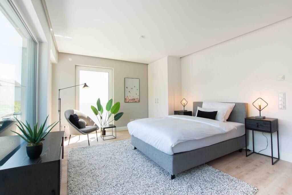 1-Zimmer-Mietwohnung, Wohnung auf Zeit für Expats zu mieten in 65451 Kelsterbach