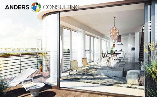 In Zeiten von Corona ändern sich auch die Regeln auf dem Wohnungsmarkt. Wie wir Ihnen trotzdem effektiv helfen, schnell eine Wohnung zu finden. ANDERS CONSULTING Relocation Service
