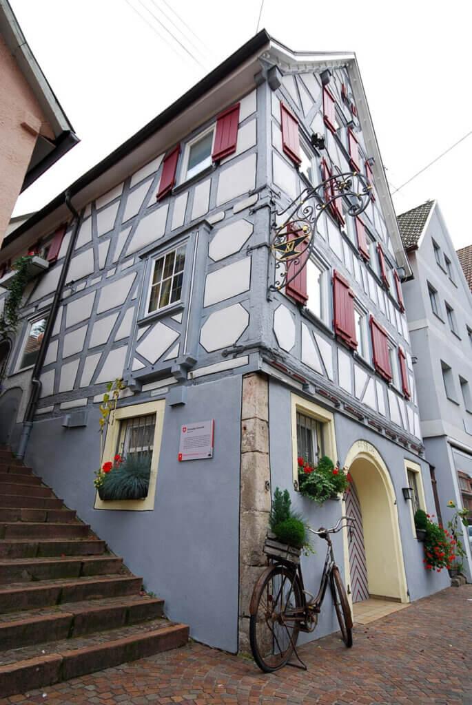 Luxuriöses und stilvolles Leben im historischen Fachwerkhaus ermöglicht Ihnen ANDERS CONSULTING Relocation Service Heilbronn