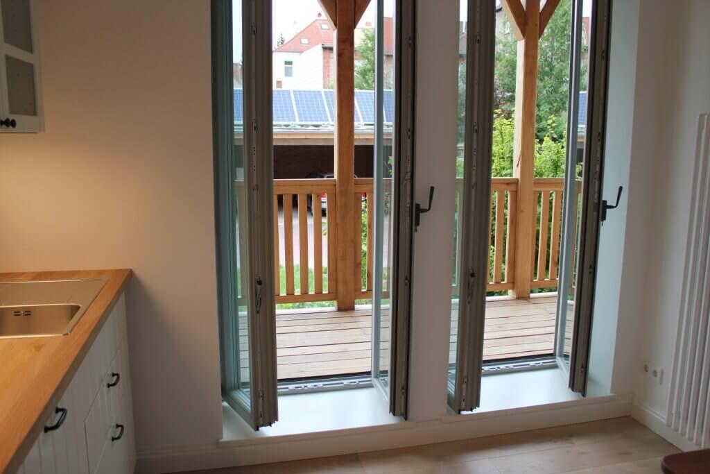 Eine mit Klimaschutzpreis 2019 prämierte möblierte 2 Zimmer Wohnung in der Löwenstadt stellt Ihnen ANDERS RELOCATION SERVCE BRAUNSCHWEIG zur Verfügung.